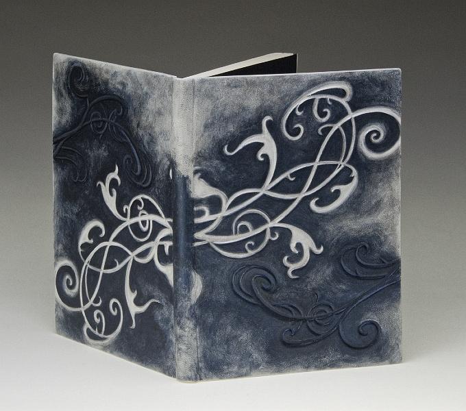 Book Cover Design Handmade ~ La couleur du vent